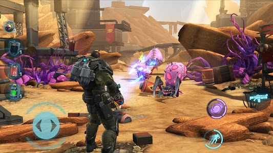 screenshot of Evolution 2: Battle for Utopia. Shooting games version 0.517.71896