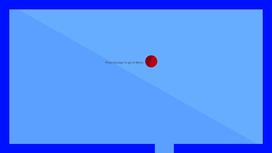 screenshot of 2D Bounce version Varies with device