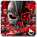 Download 3D Red Skull Keyboard Theme 6.2.15.2019 APK