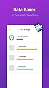 screenshot of APUS Browser - Fast download & Private & Secure version 2.7.7