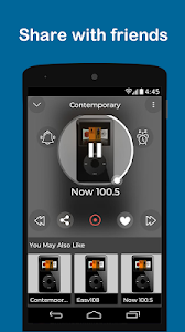 screenshot of Adult Contemporary Radio Free version 1.0