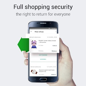 screenshot of Allegro - convenient and secure online shopping version 5.38.3