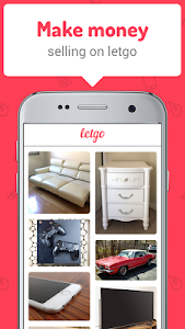 screenshot of letgo: Buy & Sell Used Stuff version 1.8.4