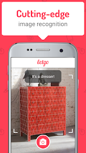 screenshot of letgo: Buy & Sell Used Stuff version 2.1.14