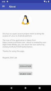 screenshot of AnLinux : Run Linux On Android Without Root Access version 5.70 Stable
