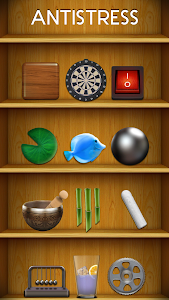 screenshot of Antistress - relaxation toys version 3.42