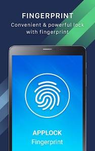 screenshot of App lock - Fingerprint Password version 2.49