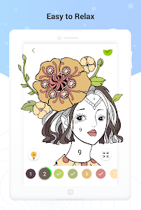 screenshot of Art Number Coloring 2019: Color by Number & Puzzle version 2.0.6
