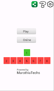 screenshot of Chain Reaction Pro: Online version 1.5