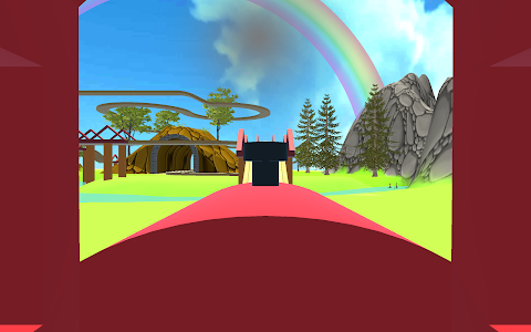 screenshot of Baby Train 3D version 1.29