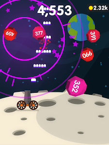 screenshot of Ball Blast version 1.29