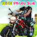 Bike Photo Suit : Men & Woman Photo Editor