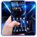 Download Black Blue Future Theme 1.1.6 APK
