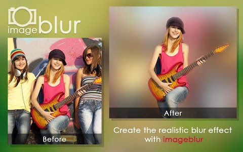 screenshot of Blur Image Background version 1.2