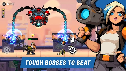 screenshot of Bombastic Brothers - Top Squad version 1.3.431