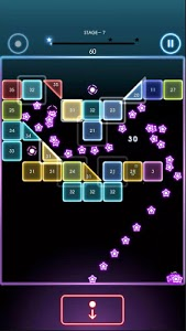 screenshot of Bricks Breaker Quest version 1.0.41