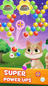 screenshot of Bubble Popland Bubble Shooter Pop version 4.3.48