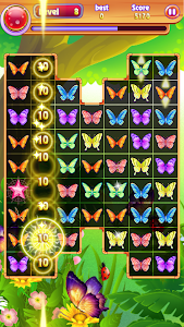 screenshot of Butterfly Temple version 1.0.6