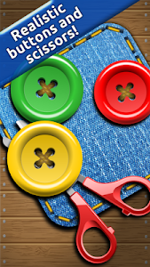 screenshot of Buttons and Scissors version 1.6.5