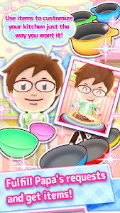 screenshot of COOKING MAMA Let's Cook! version 1.5.0