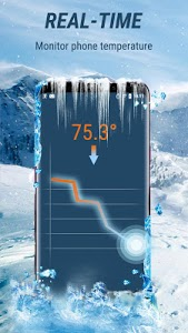 screenshot of CPU Cooler - Cooling Master, Phone Cleaner Booster version 1.5.9
