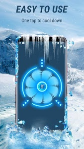 screenshot of CPU Cooler - Cooling Master, Phone Cleaner Booster version 1.5.0