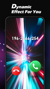 screenshot of Caller Theme Screen - Color Call, Call Flash version 4.0
