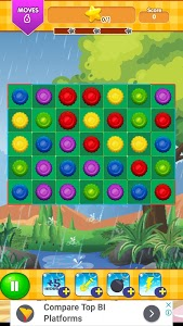screenshot of Candy Bubble version 1.3
