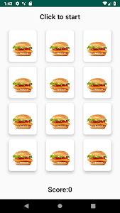 screenshot of Catch Burger version 1.0