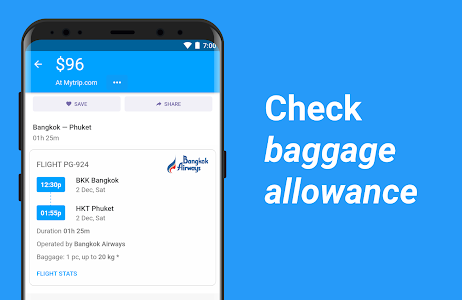 screenshot of Cheap flights and airline tickets — Jetradar version Varies with device