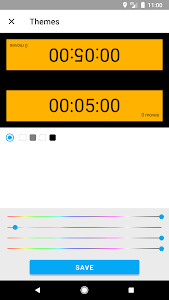 screenshot of Chess Clock - Play Blitz Chess version 1.5.8