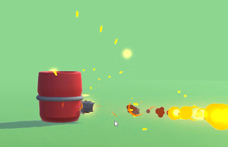screenshot of Chicken Fry - Chicken Revenge version 2