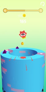 screenshot of Circle Jumper: Rotating and Rolling!! version 1.3.2