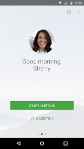 screenshot of Cisco Webex Meetings version 39.5.0