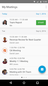 screenshot of Cisco Webex Meetings version 39.5.1