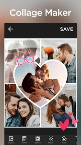 screenshot of Collage Maker Pro - Pic Editor & Photo Collage version 2.0.0