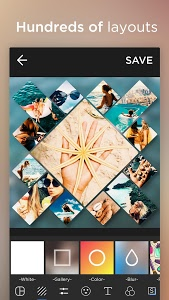 screenshot of Collage Maker Pro - Pic Editor & Photo Collage version 1.3.12