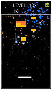 screenshot of Color Brick Breaker version 1.1.6