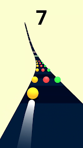 screenshot of Color Road version 3.7