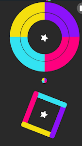 screenshot of Color Switch version 1.2