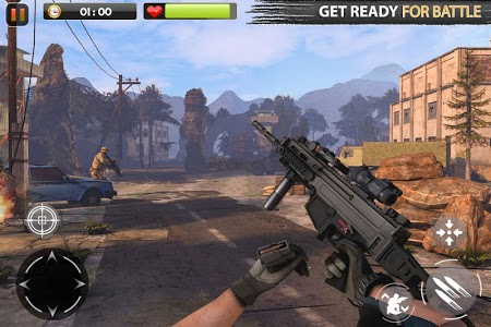 screenshot of Real Commando Secret Mission - Free Shooting Games version 3.0.10