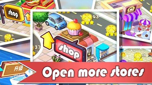 screenshot of Cooking Tycoon version 1.1