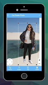 screenshot of Cut and Paste photos version 1.92