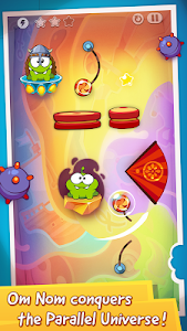 screenshot of Cut the Rope: Time Travel version 1.9.0