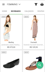 screenshot of Dafiti - Sua smartfashion version 6.6.0