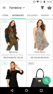 screenshot of Dafiti - Sua smartfashion version 6.10.1
