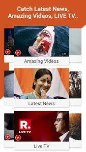 screenshot of Dailyhunt (Newshunt) - Latest News, Viral Videos version Varies with device