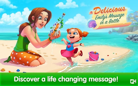 screenshot of Delicious - Emily's Message in a Bottle version 1.8