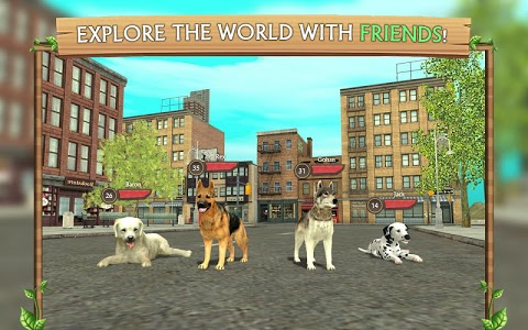 screenshot of Dog Sim Online version 3.0