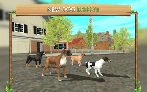 screenshot of Dog Sim Online: Raise a Family version 9.1